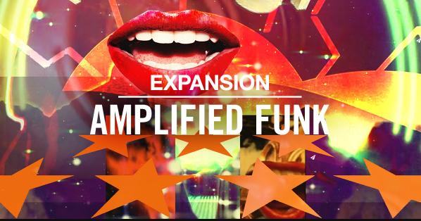 Native Instruments Amplified Funk v2