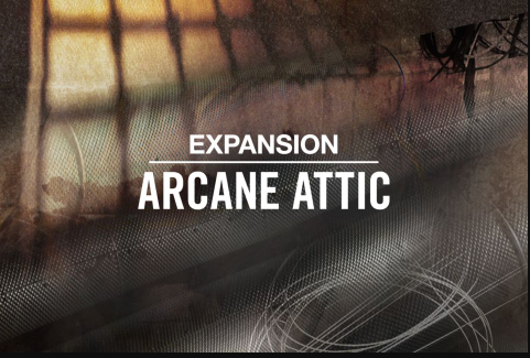 Native Instruments Arcane Attic v2