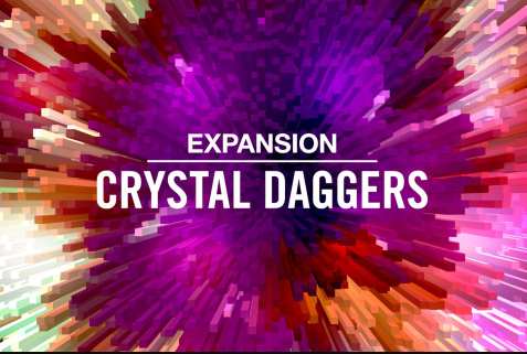 Native Instruments Crystal Daggers v2