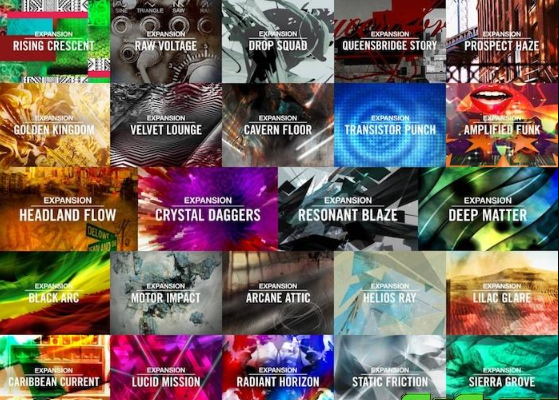 Native Instruments Expansions Pack